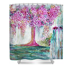 Sanctuary Shower Curtain