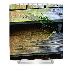 Sand  And  Steps  Shower Curtain