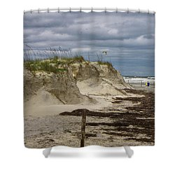 Sand Dunes Shower Curtain