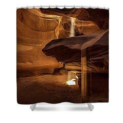 Sand Fall Shower Curtain