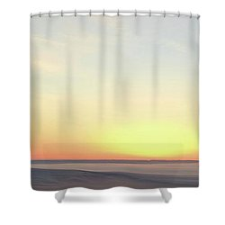 Sand Painting 3 Shower Curtain