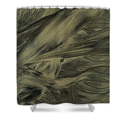 Sand Patterns Myths Of The Ages Shower Curtain