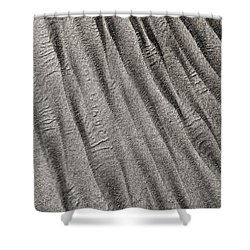 Sand Waves Shower Curtain