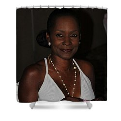 Sanderson - 4524 Shower Curtain