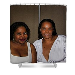 Sanderson - 4527 Shower Curtain