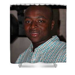 Sanderson - 4541 Shower Curtain