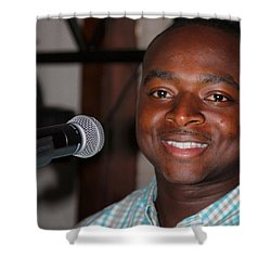 Sanderson - 4542 Shower Curtain