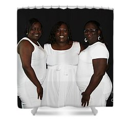 Sanderson - 4569 Shower Curtain