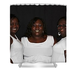 Sanderson - 4570 Shower Curtain