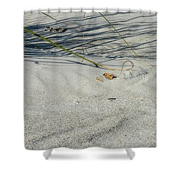 Sandscapes Shower Curtain