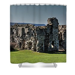 Sandsfoot Shower Curtain