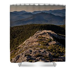 Sandwich Range From Mount Chocorua Shower Curtain
