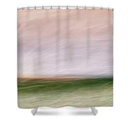 Sandy Neck 6 Shower Curtain