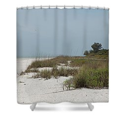 Sanibel Island Shower Curtain