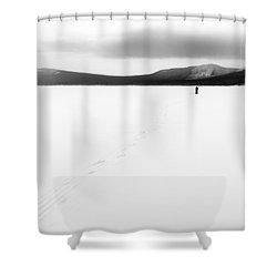 Sannikov Land Shower Curtain