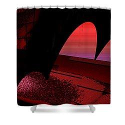 Sans Titre 1310 Shower Curtain