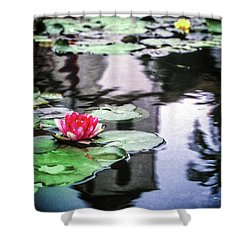 Shower Curtain featuring the photograph Santa Barbara Lily by Samuel M Purvis III