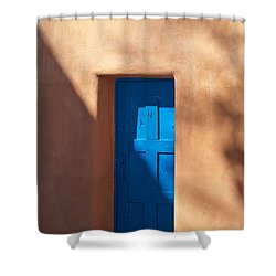 Santa Fe Portal Shower Curtain