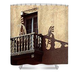 Santa Fe Sunrise Shower Curtain