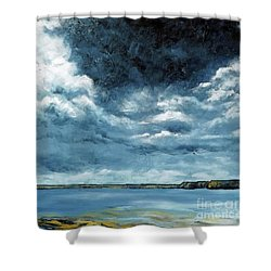 Santa Rosa Lake 6 Shower Curtain
