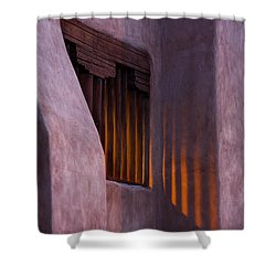 Santa Fe Window Shower Curtain
