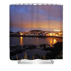 Sao Roque - Azores Shower Curtain by Gaspar Avila