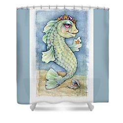 Sarafina Seabling Shower Curtain