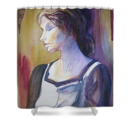 Sarah Sees Shower Curtain