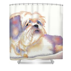 Sasi Shower Curtain