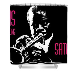 Satchmo Shower Curtain