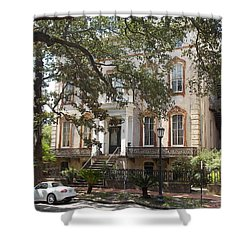 Savannah Southern Style Shower Curtain