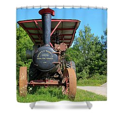 Sawer And Massey Company Shower Curtain