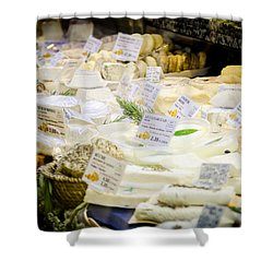 Shower Curtain featuring the photograph Say Cheese by Jason Smith