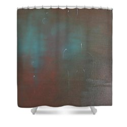 Say Nothing At All Shower Curtain