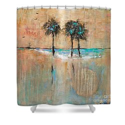 Sb Park Shower Curtain