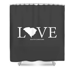 Sc Love Shower Curtain