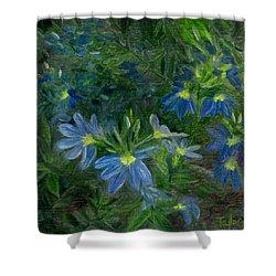 Scaevola Shower Curtain