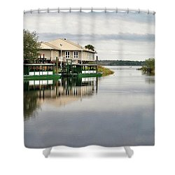 Scapes 3 16b Shower Curtain