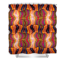 Scarf It Up Shower Curtain