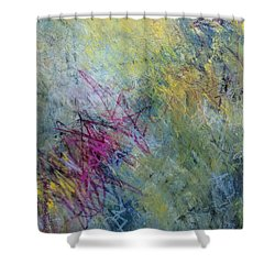Scatter Shower Curtain