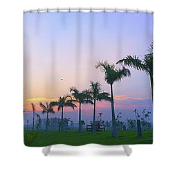 Scenic Beauty Shower Curtain