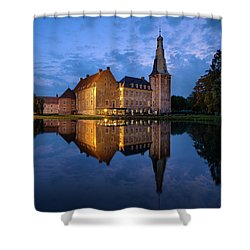 Schloss Raesfeld Shower Curtain