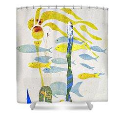 Schooling Shower Curtain
