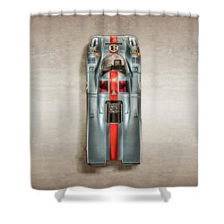 Schuco Porsche 917 Top Shower Curtain