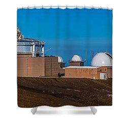 Science City Shower Curtain