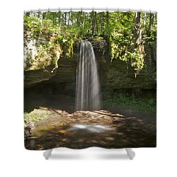 Scott Falls 4750 Shower Curtain