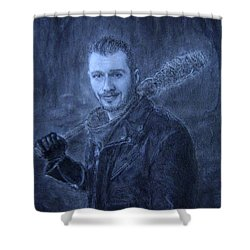 Scott James Shower Curtain