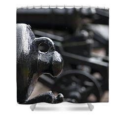 Scottish Canons Shower Curtain