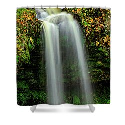Scotts Fall Shower Curtain