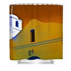 Scottsdale Mission Shower Curtain